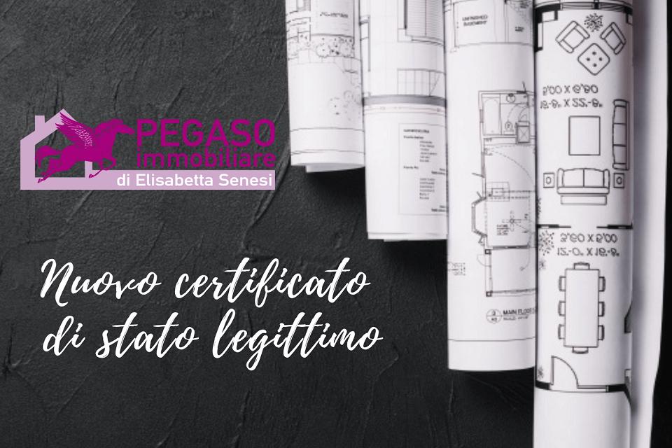 Nuovo certificato di stat…