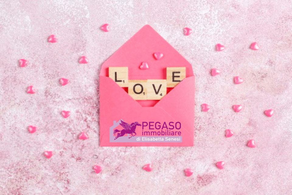 Speciale San Valentino - Un amore di casa!