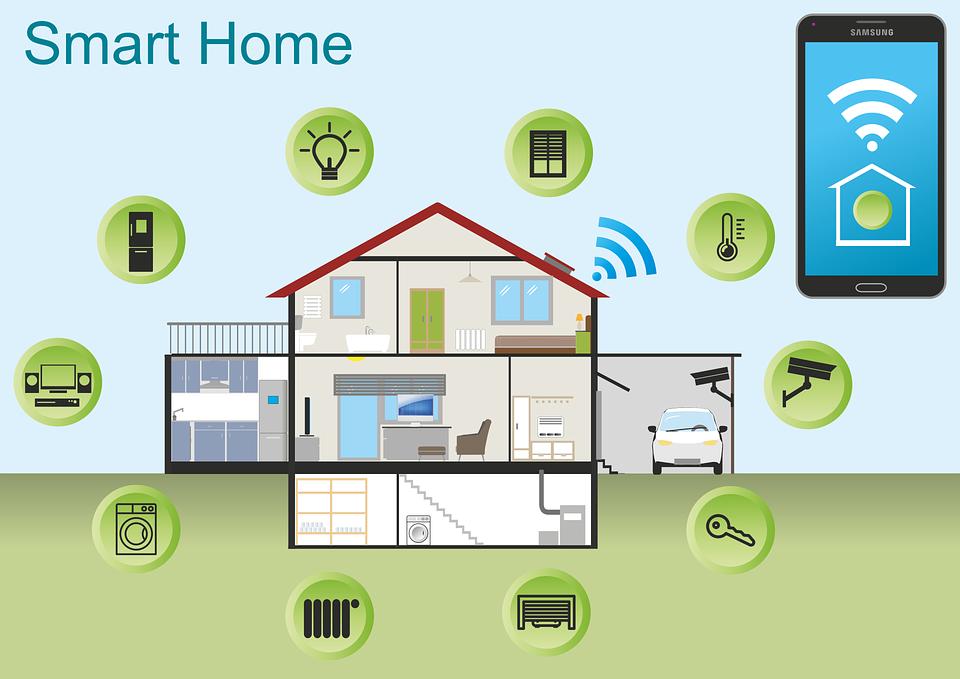 Abitare in una Casa Smart: la tecnologia al servizio della vita.