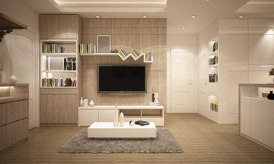Luce, colore e arredi: come far apparire più grande la tua casa.
