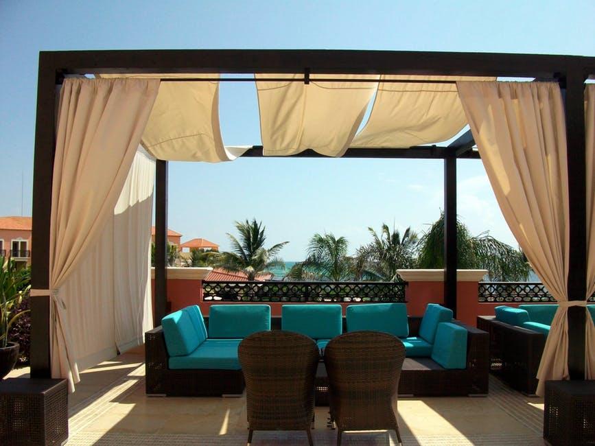 Come creare l'atmosfera giusta per il tuo terrazzo?