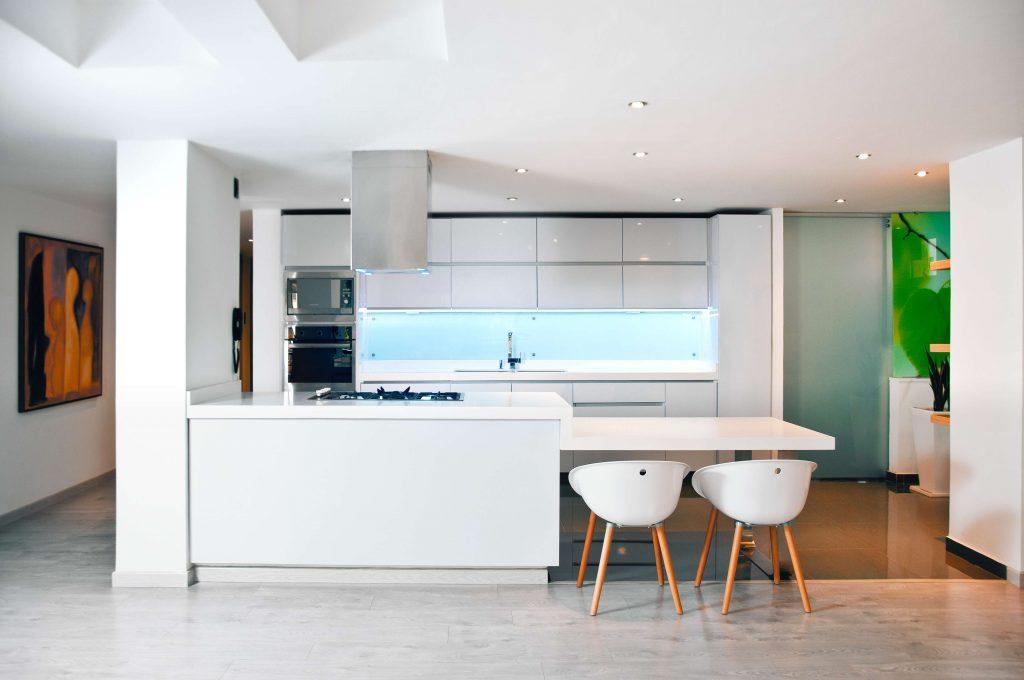 Open space o cucina separata? Scegli quello che fa per te.