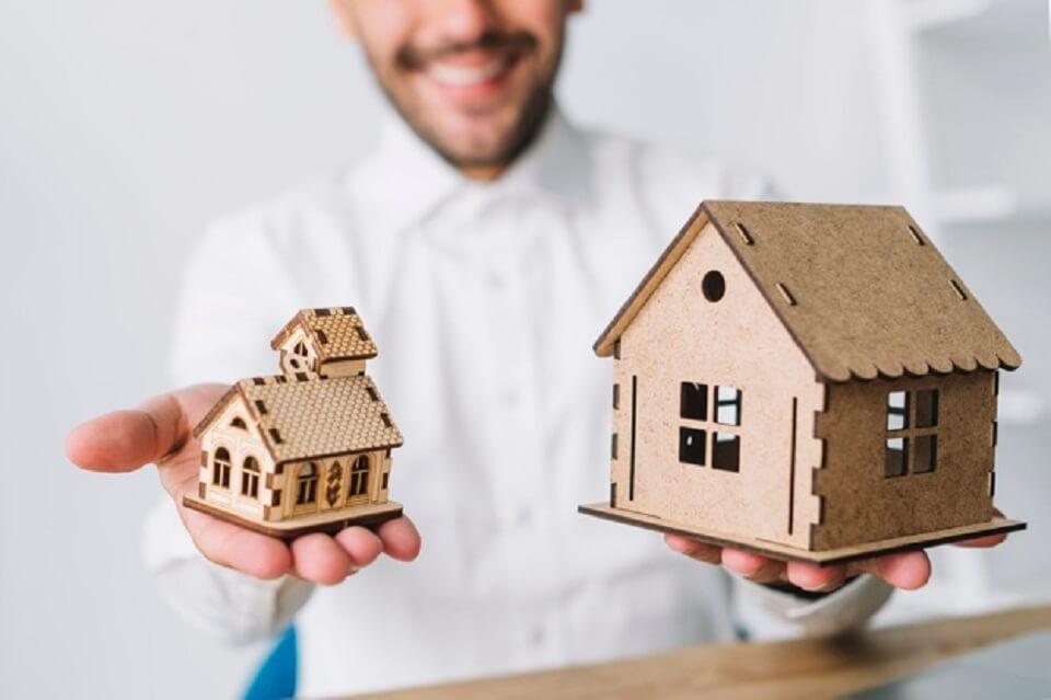 Piccola e organizzata o grande e comoda? Le preferenze di chi cerca una nuova casa.
