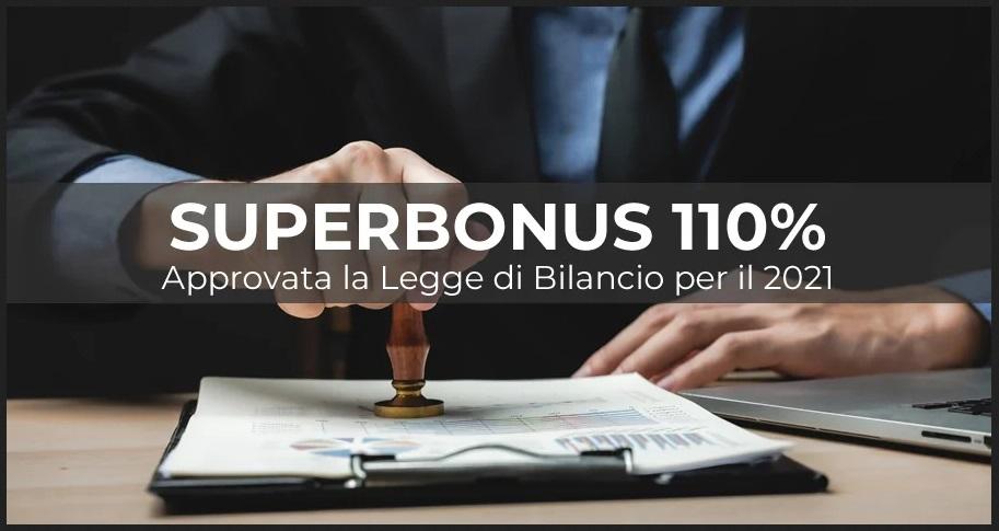 ❗️Novità Superbonus ❗️