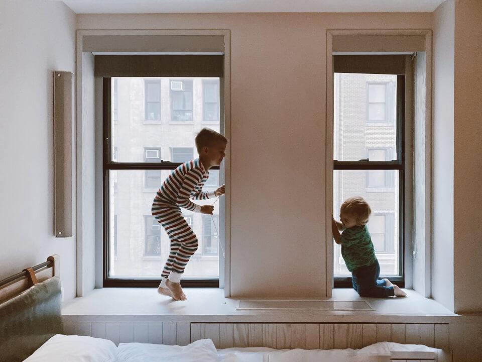 Cercare casa con i figli: tutti gli elementi da considerare.
