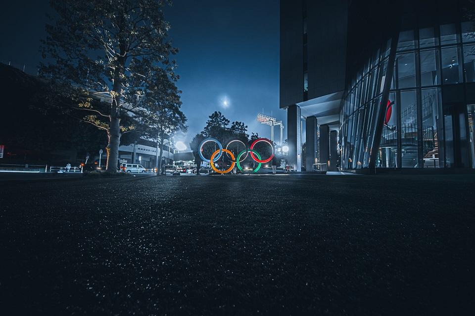 Uno sguardo alla città del futuro dal villaggio Olimpico di Tokyo 2020