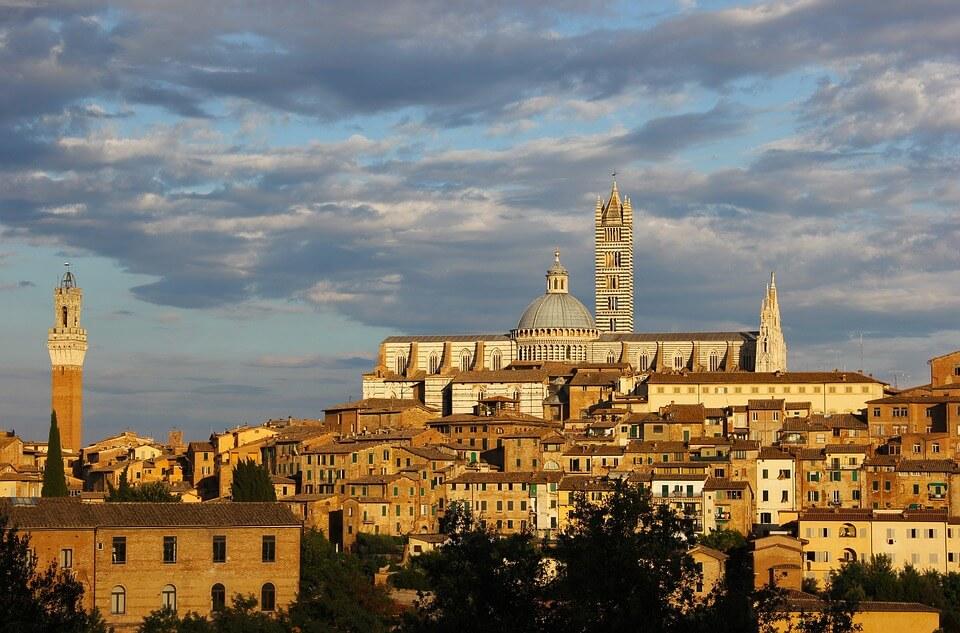 Vivi a Siena? Ecco 3 curiosità che devi assolutamente conoscere.