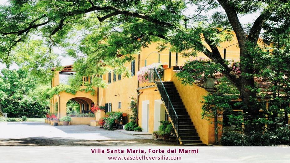 Villa Santa Maria, Forte dei Marmi