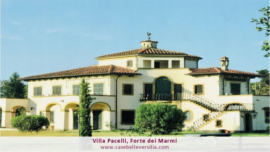 Villa Pacelli, Forte dei Marmi