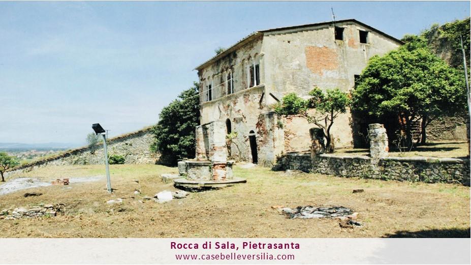 Rocca di Sala, Pietrasanta