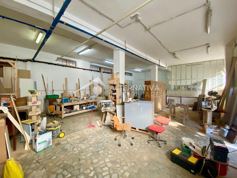 Capannone artigianale in affitto commerciale a Pisa
