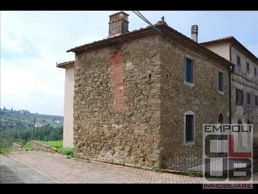 Porzione di casa in vendita a Vinci (FI)