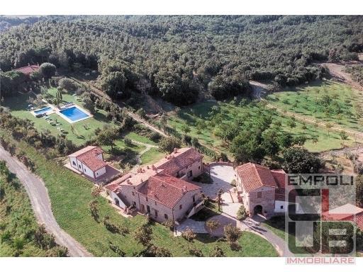 Azienda Agricola in vendita a Gambassi Terme, 90 locali, prezzo € 13.000.000 | CambioCasa.it