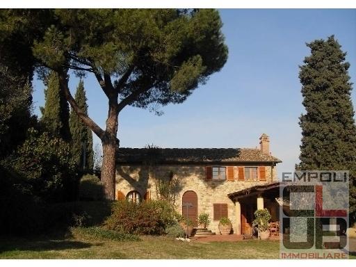 Colonica/casale in vendita a Gambassi Terme (FI)