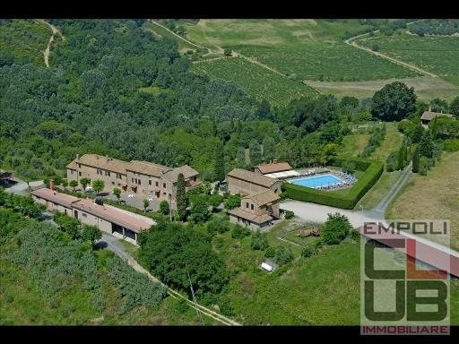 Agriturismo in vendita a Montaione (FI)