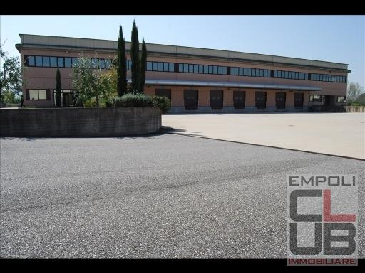 Capannone industriale in affitto residenziale a Montelupo Fiorentino (FI)