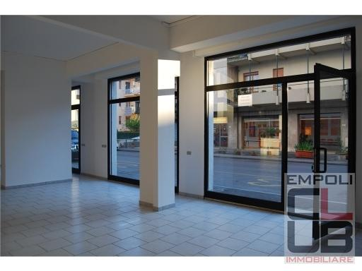 Business mall for commercial rentals in Empoli (FI)