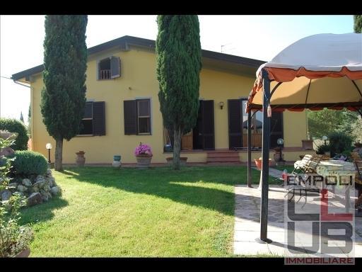 Villa singola in vendita a Montespertoli (FI)