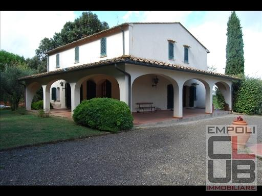 Farmhouse for sale in Montaione (FI)