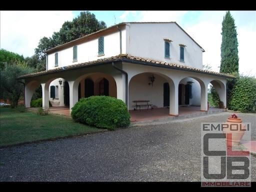 Rustico / Casale in vendita a Montaione, 12 locali, prezzo € 1.300.000 | CambioCasa.it