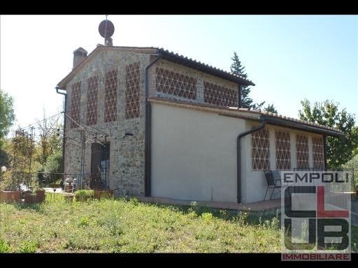 Rustico / Casale in vendita a Montaione, 12 locali, prezzo € 1.350.000   CambioCasa.it