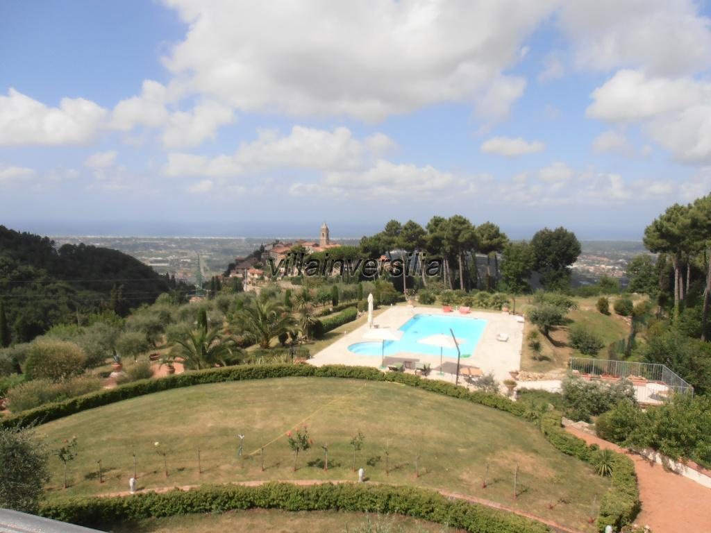 Foto 14/30 per rif. V villa panorama