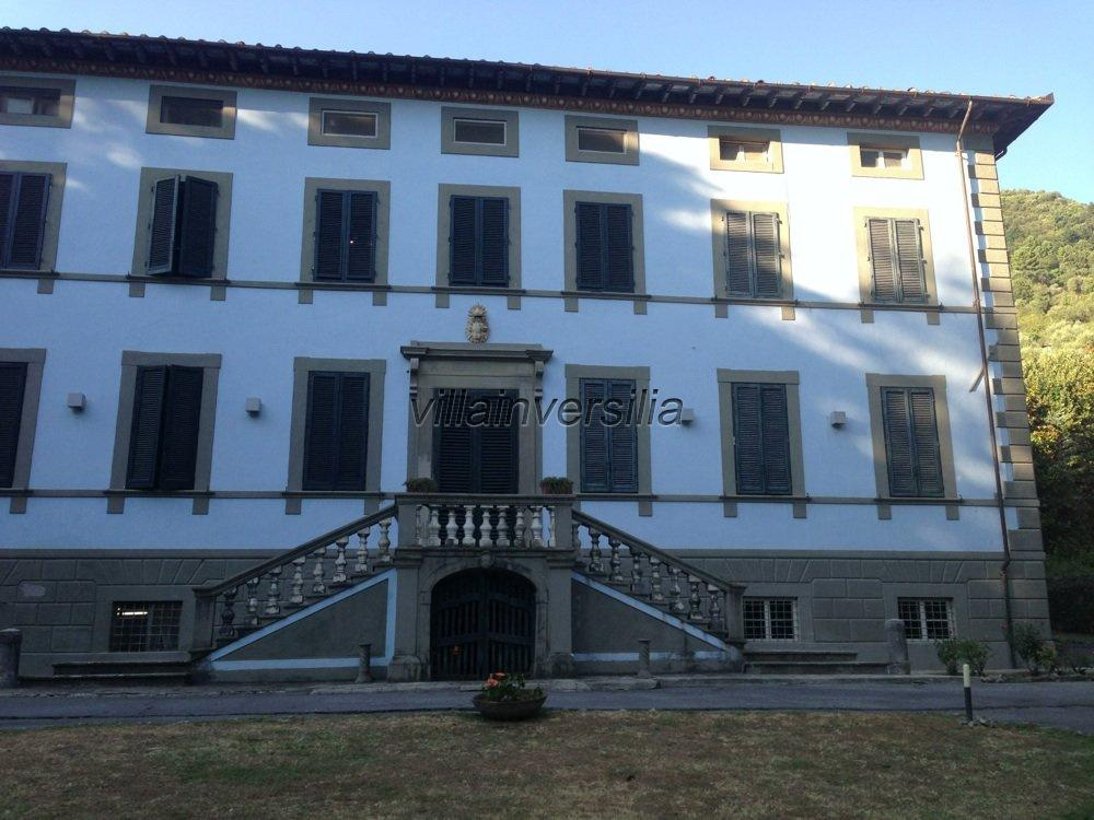 Historic building in Lucca
