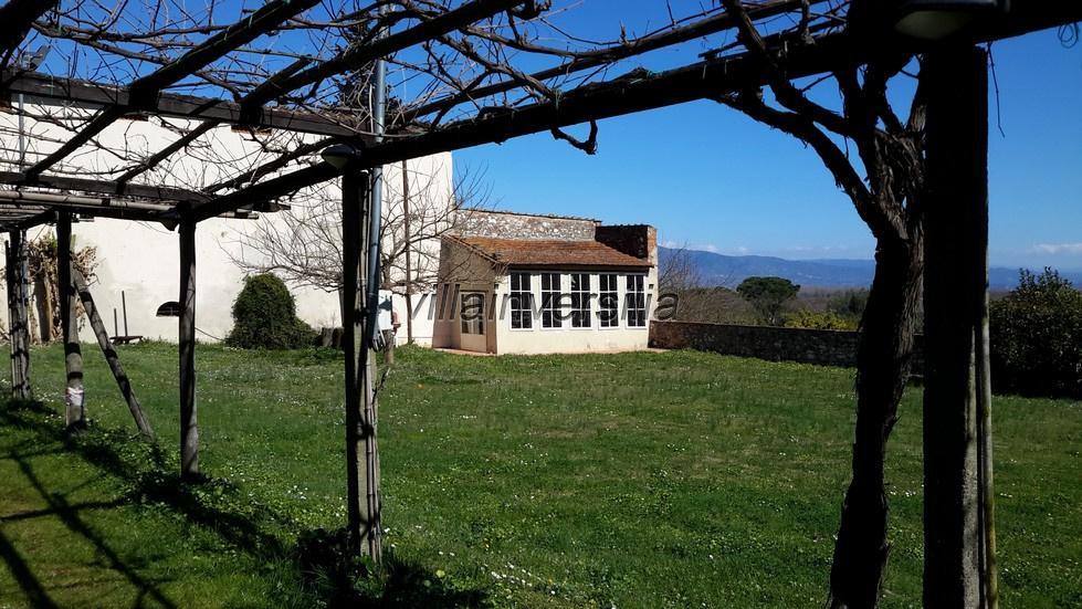 Историческое здание для Lucca
