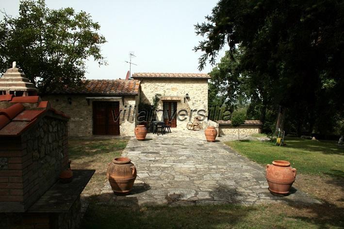 Foto 11/24 per rif. V 3715 borghetto Siena
