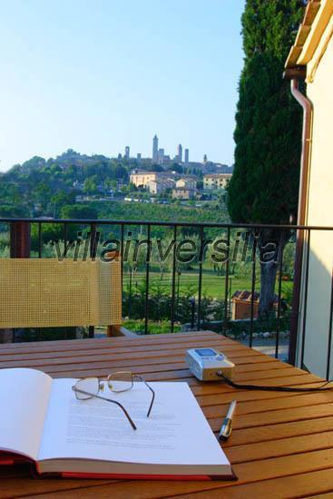 Terratetto a San Gimignano