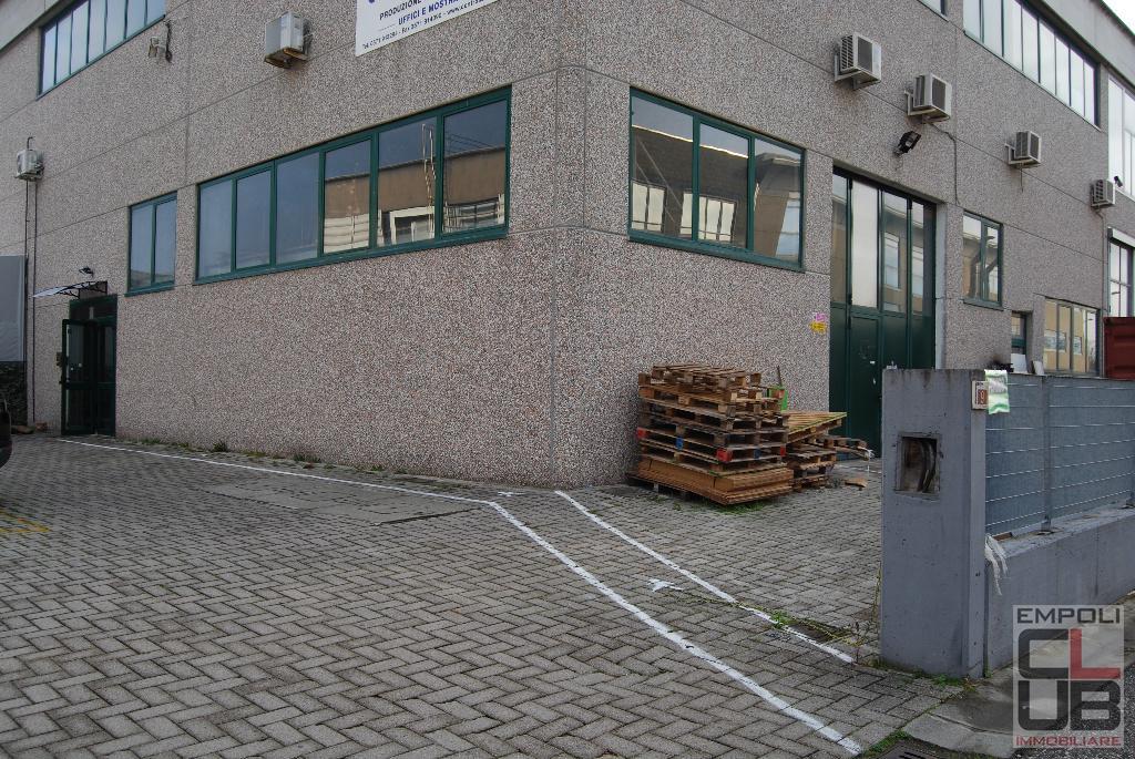 Capannone artigianale in vendita a Montelupo Fiorentino (FI)