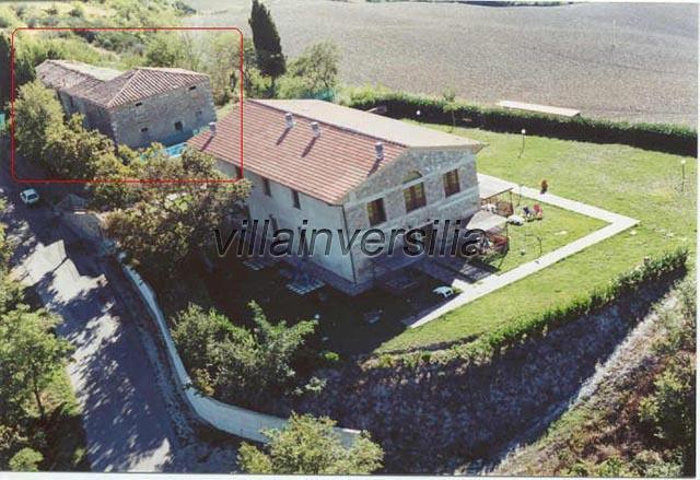 Colonica in Volterra