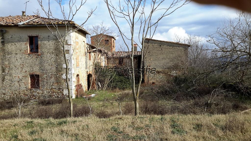 Azienda agricola a Asciano