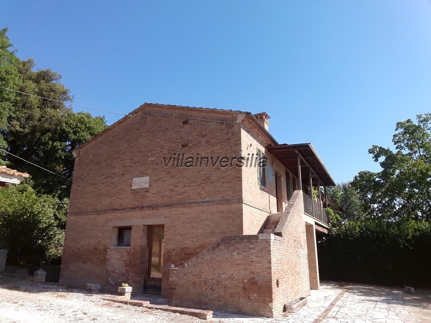 Foto 16/21 per rif. V 5316   rustico  Siena
