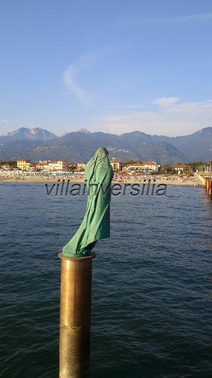 Foto 3/7 per rif. V 8016 terreno edificabile mare