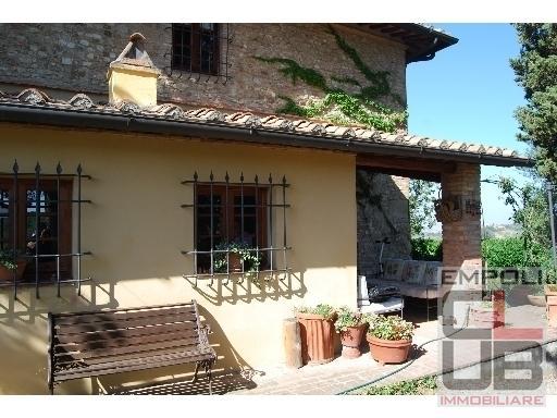 Porzione di casa in vendita a Montespertoli (FI)