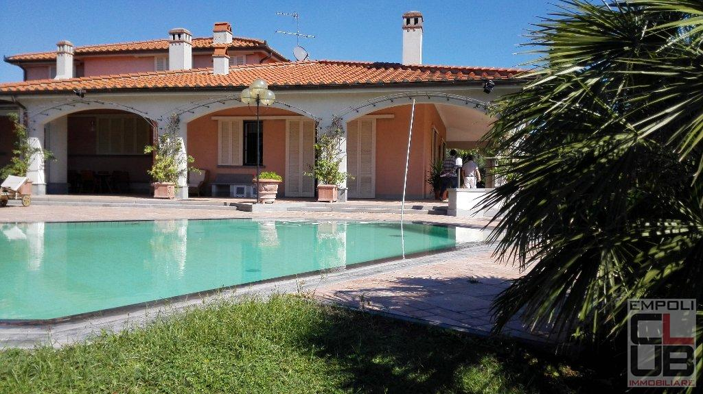 Villa in Vendita a Montelupo Fiorentino