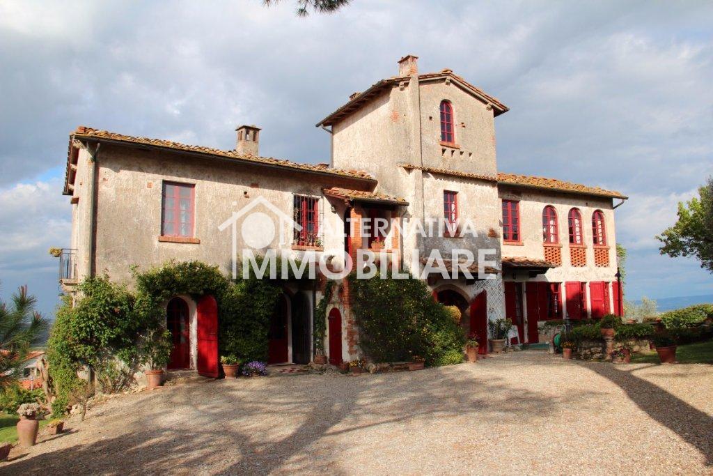 Edificio storico in vendita a Collemontanino, Casciana Terme Lari (PI)