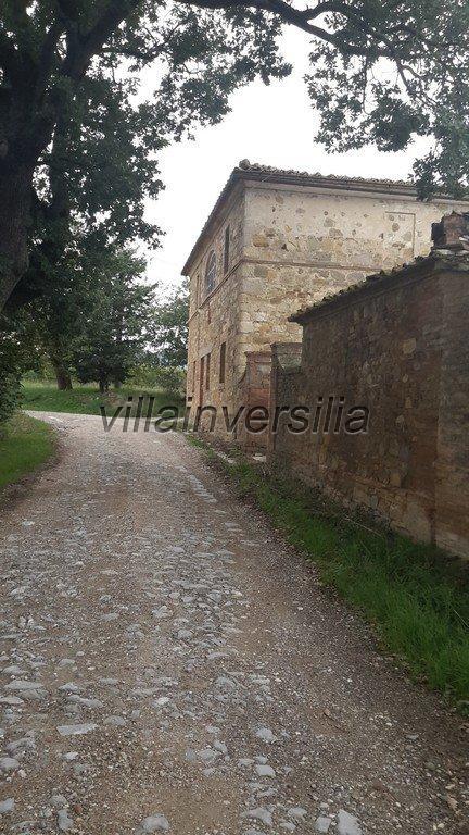 Foto 9/42 per rif. V 11016 casale Montalcino