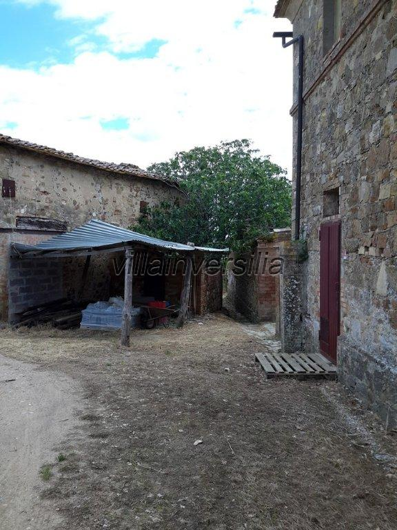 Foto 29/42 per rif. V 11016 casale Montalcino