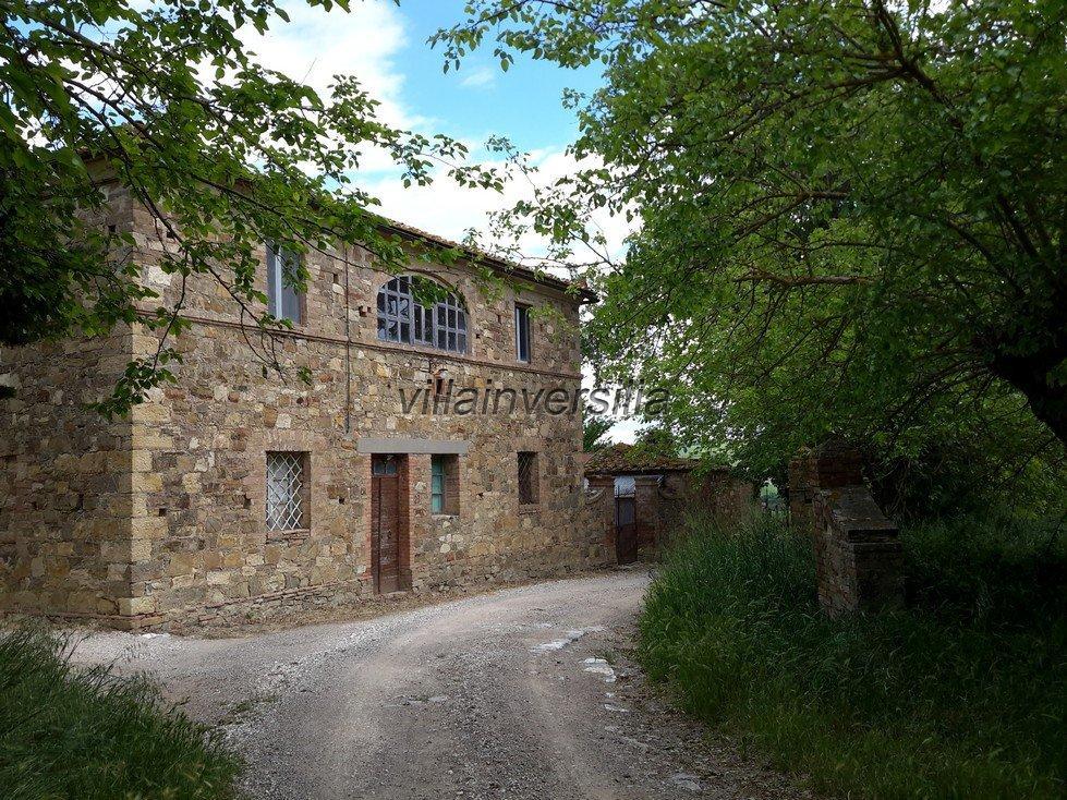 Foto 1/42 per rif. V 11016 casale Montalcino