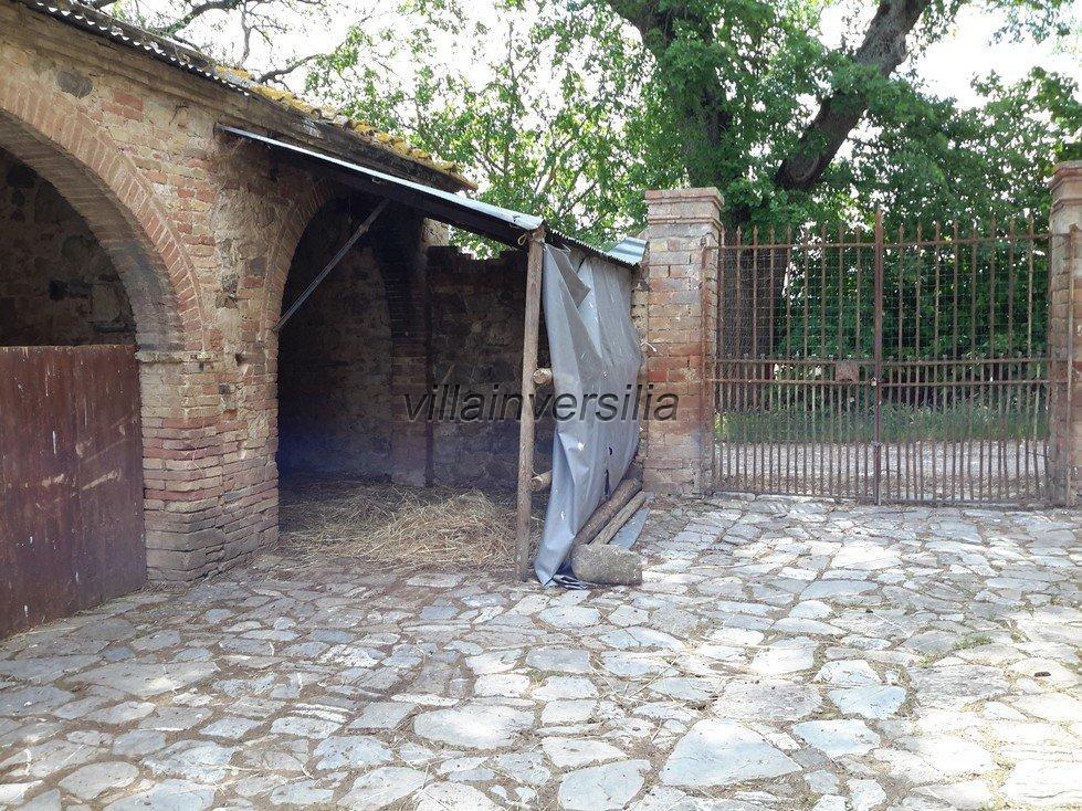 Foto 21/42 per rif. V 11016 casale Montalcino