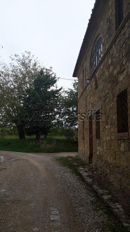 Foto 7/42 per rif. V 11016 casale Montalcino