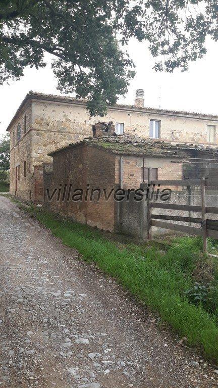 Foto 11/42 per rif. V 11016 casale Montalcino