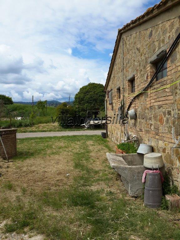 Foto 13/38 per rif. V 11116 rustico Montalcino