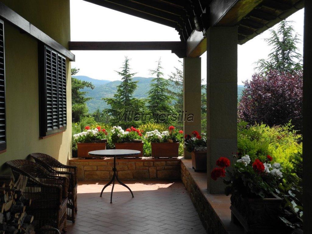 Colonica a Pratovecchio Stia