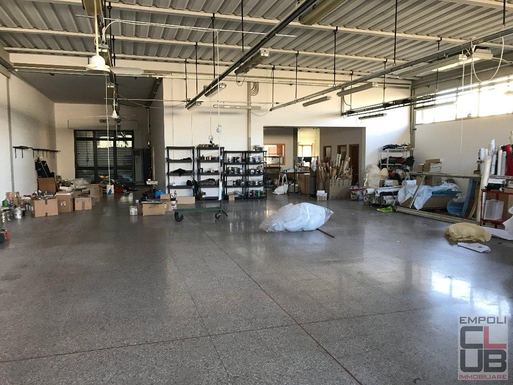 Craft depot for commercial rentals in Empoli (FI)