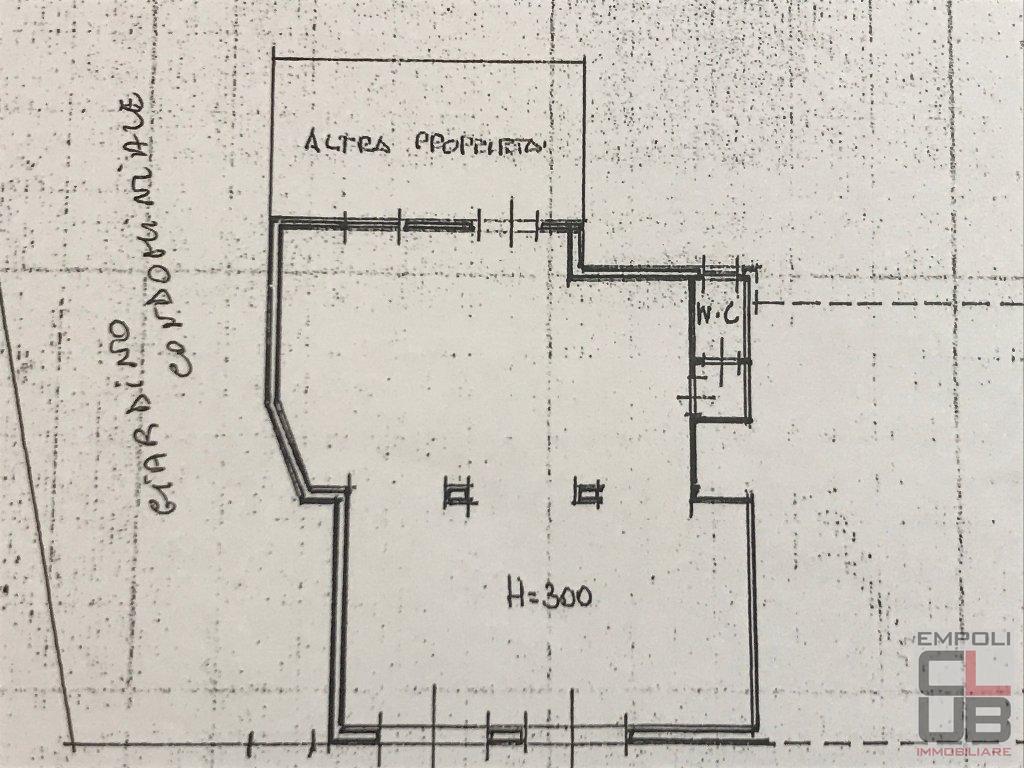 Laboratorio in affitto a Vinci, 1 locali, prezzo € 900   CambioCasa.it