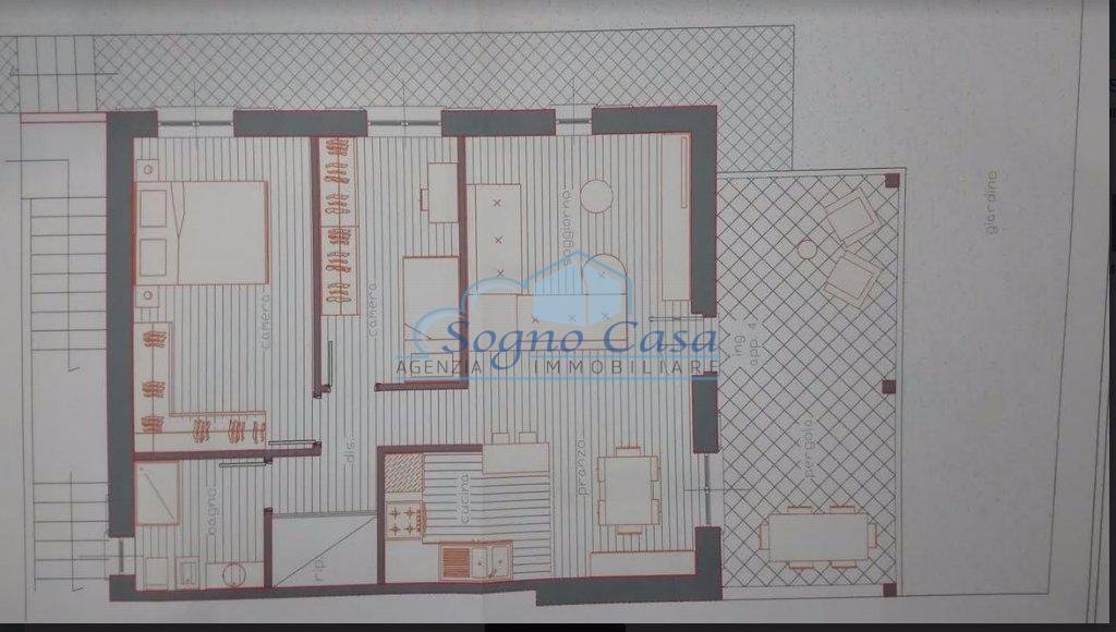 Appartamento in vendita, rif. 105390
