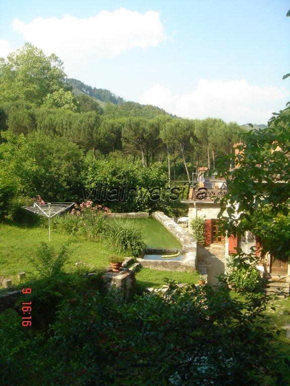 Photo 26/41 for ref. V 7409 borgo Toscano Lucca